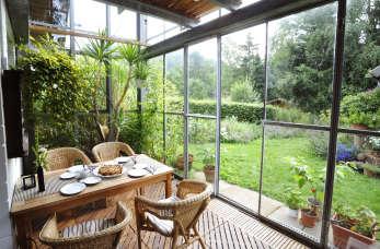 Ogród zimowy – warto go zbudować na konstrukcji aluminiowej