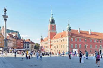 Warszawa - miasto wydarzeń i kultury