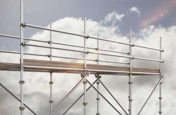 Rusztowania i szalunki - sprzęt niezbędny na każdej budowie