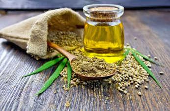 Poznaj zdrowotne właściwości oleju konopnego