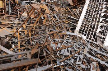 Recykling stali z demontażu obiektów architektonicznych