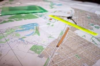 Rodzaje map pomocnych przy pracach budowlanych