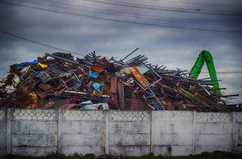 Skupy złomu, jako ważne podmioty w łańcuchu procesu recyklingowego
