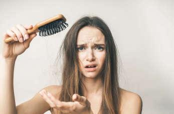 10 przyczyn wypadania włosów