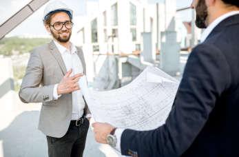 Projekty i formalności podczas budowy obiektu użytkowego