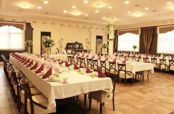 Restauracja, hotel i sala bankietowa pod Poznaniem