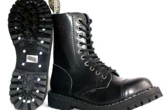 Wysoka jakość glanów – jak wybrać dobrej jakości obuwie?