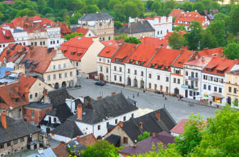5 atrakcji – co koniecznie musisz zwiedzić w Kazimierzu Dolnym
