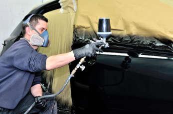 Jak poprawić wygląd swojego samochodu? – usługi blacharskie i lakiernicze