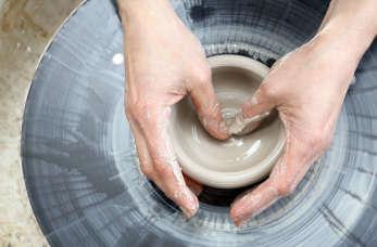 Warsztaty pracowni ceramicznej