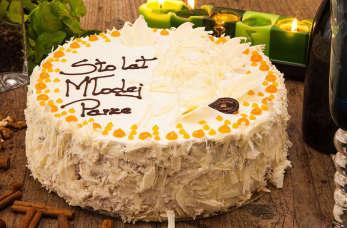 Jakie są najmodniejsze torty weselne?