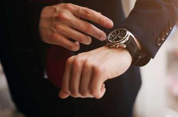 Historia zegarka na rękę