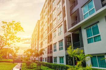Budowa apartamentowców w Polsce