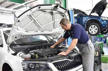 Naprawy realizowane przez specjalistyczny warsztat samochodowy