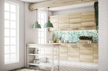 Pomysły na aranżacje ścian kuchennych. Co wybrać na ścianę w kuchni?