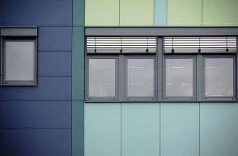 Wysokiej klasy lekkie obudowy architektoniczne