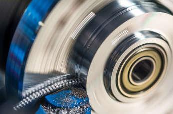 Wytwarzanie elementów metalowych niezbędnych do budowy maszyn
