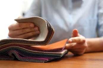 Jak wybrać tkaninę tapicerską na meble?