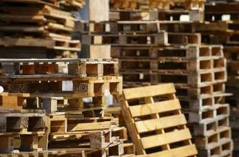 Zalety palet drewnianych