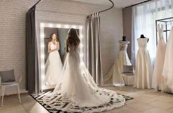 Akcesoria niezbędne do sukni ślubnej i wieczorowej.
