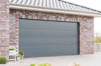 Estetyczna i funkcjonalna brama garażowa – jaki model wybrać?