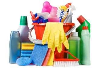 Artykuły do sprzątania, niezbędne w placówkach użytku publicznego