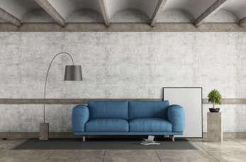 Odmień mieszkanie! Zalety tynku dekoracyjnego
