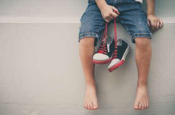Rodzaje butów w specjalistycznych sklepach z obuwiem dziecięcym