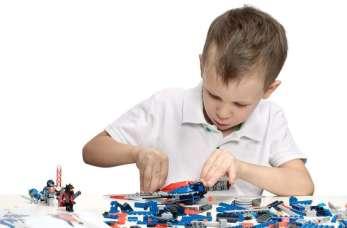 Klocki LEGO jako pomysł na prezent dla chłopca i dziewczynki
