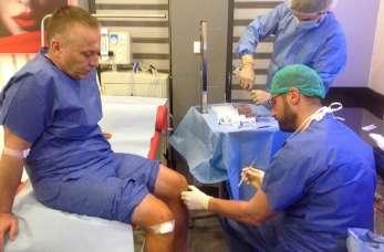 Komórki macierzyste przy schorzeniach biodra oraz kolana