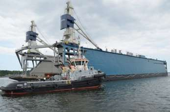 Wielkogabarytowy transport morski