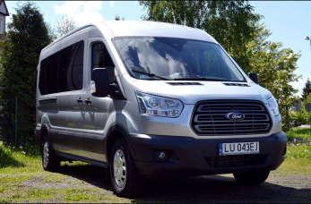 Komfortowy transport za granicę?