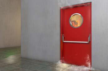 Drzwi przeciwpożarowe charakterystyka