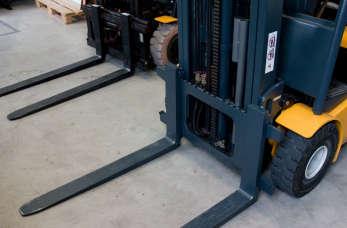 Części i akcesoria dedykowane do wózków widłowych