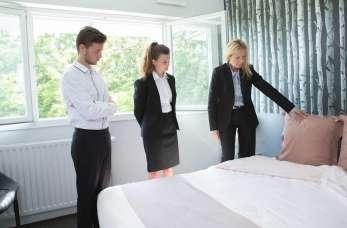 Cechy dobrej pościeli hotelowej