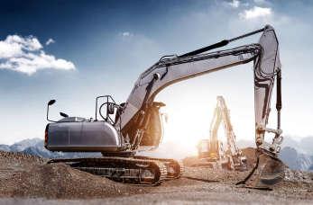 Profesjonalny serwis maszyn budowlanych – tylko z firmą Admar!