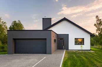 Jaką bramę garażową wybrać do domu?
