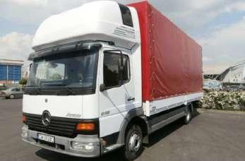 Usługi świadczone w ramach transportu towarowego