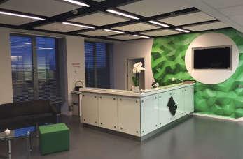 Doskonałe zagospodarowanie przestrzeni biurowej dzięki realizacji fit out
