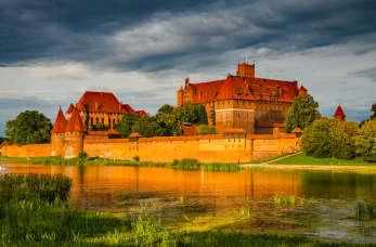 Malbork to nie tylko Zamek Krzyżacki – zobacz, co jeszcze warto zobaczyć w tym mieście
