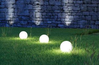 Krótki poradnik oświetlania ogrodu