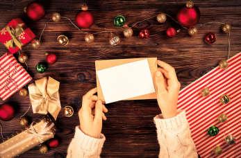 Tradycja kartek świątecznych. Ciekawe pomysły na świąteczne kartki DIY