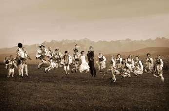 Cztery idealne miejsca na sesję ślubną na Podhalu