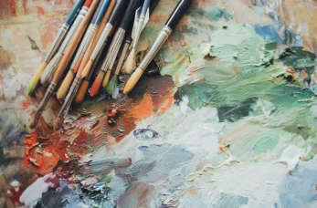 Akwarele, akrylowe, olejne, tempery – poznaj rodzaje farb dla artystów