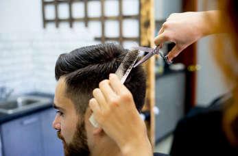 Jakie usługi dla mężczyzn świadczą dobre salony fryzjerskie?