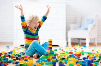 Budowle z klocków, czyli jak spędzić czas z dzieckiem