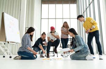 Integracja w firmie to przyjemność