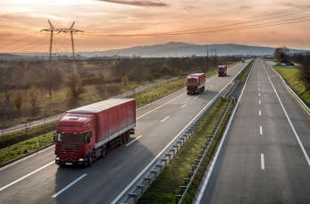 Przemysł bez transportu byłby niemożliwy
