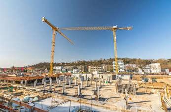 Żurawie budowlane - różnorodność konstrukcji w ofercie firmy Smoliński E D