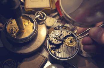 Pełna oferta usług zegarmistrzowskich